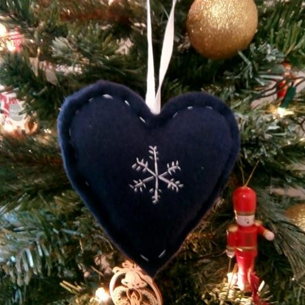 Keepsake Christmas Decorations
